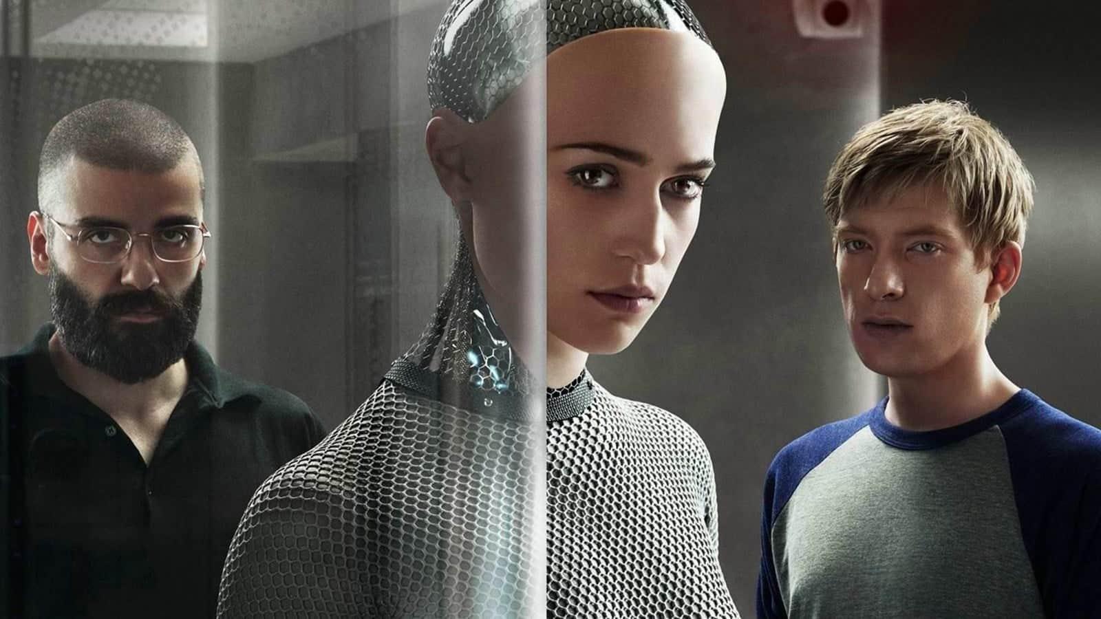 Ex Machina : khi AI mang vẻ đẹp mê hoặc - Viết Gì Đây